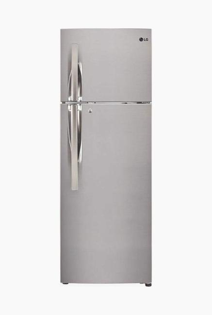 LG GL-T372RPZU 335 L 3S Frost Free Refrigerator (Shiny Steel)