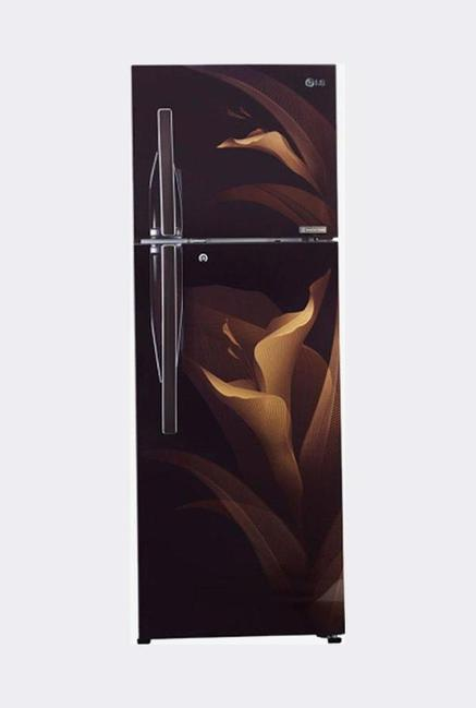 LG GL-T402RALU 360 L 3S Frost Free Refrigerator (Amber Luxe)