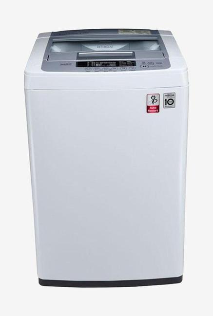 LG T7269NDDL 6.2 Kg Fully Automatic Top Load Washing Machine  Blue White/Middle Free Silver  LG Electronics TATA CLIQ