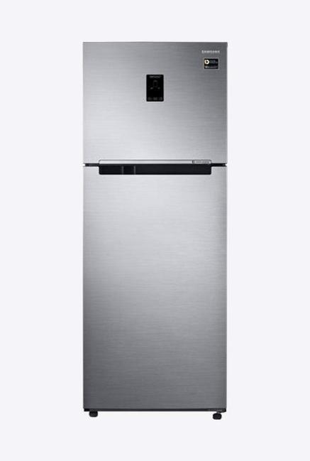 Samsung RT42M5538S8TL 415L 2S Double Door Refrigerator  Inox