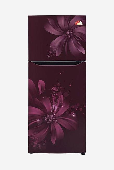 LG GL-Q292SSAR 2 Star 260 Liters Double Door Refrigerator (Scarlet Aster)