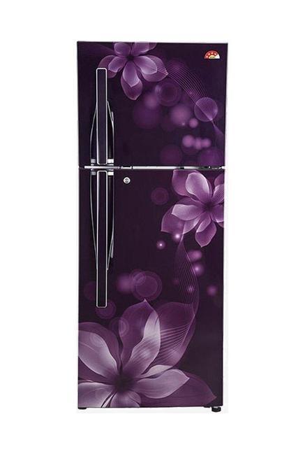 LG GL-T322RPOY 3 Star 308 Liters Double Door Refrigerator (Purple Orchid)