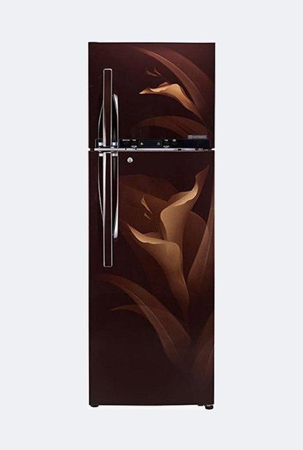 LG GL-T372EALY 3 Star 335 Liters Double Door Refrigerator (Amber Luxe)