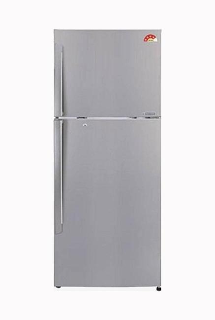 LG GL-U372JPZX 4 Star 335 Liters Double Door Refrigerator (Shiny Steel)