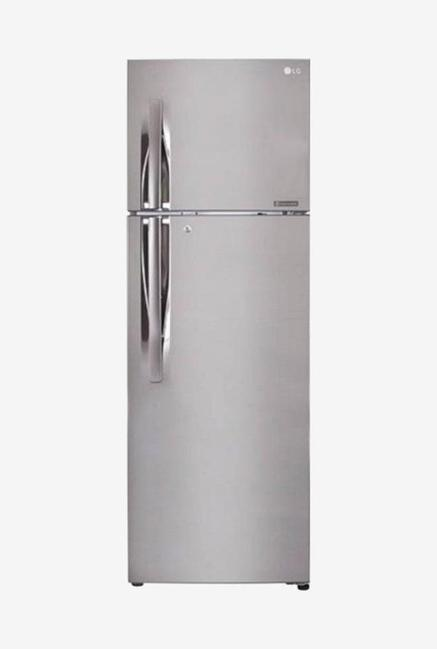 415c54e63 Buy LG GL-I322RPZX 4 Star 308 Liters Double Door Refrigerator Online At Best  Price   Tata CLiQ