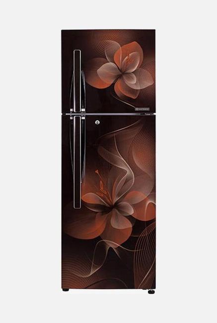 LG GL-F282RHDX 4 Star 255 Liters Double Door Refrigerator (Hazel Dazzle)