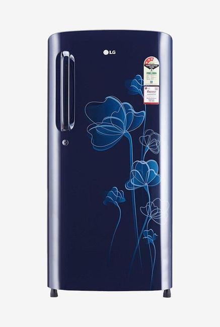 LG GL-B201AMHC 3 Star 190 Liters Single Door Refrigerator (Marine Heart)