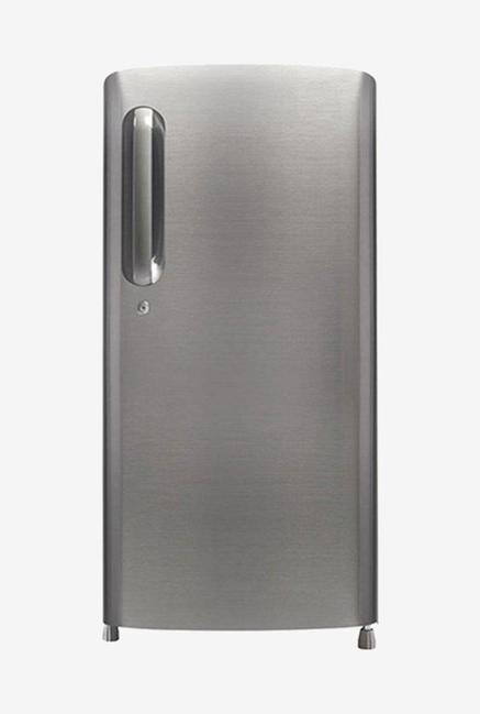 LG GL B201APZY 5 Star 190 Liters Single Door Refrigerator  Shiny Steel