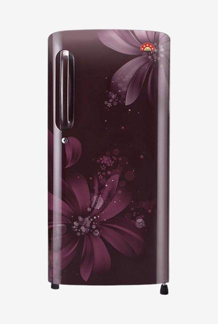 LG GL-B201ASAY 5 Star 190 Liters Single Door Refrigerator (Scarlet Aster)
