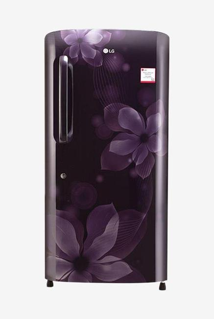 LG GL-B221APOY 5 Star 215 Liters Single Door Refrigerator (Purple Orchid)