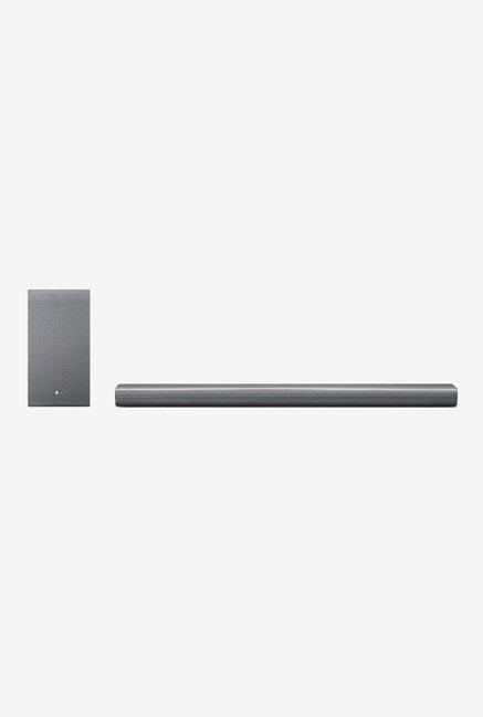 LG SJ5 2.1 Ch Bluetooth Sound Bar (Silver)