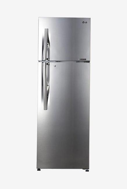 LG GL-R402JPZN 360 L 4 Star Double Door Refrigerator