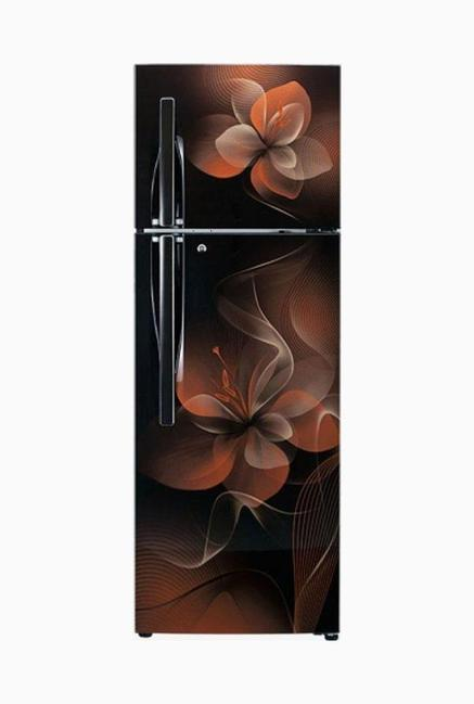 LG GL-T302RHDN 284 L 4 Star Double Door Refrigerator (Hazle Dazzle)