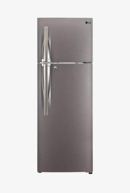 869369088fb Buy LG GL-T302RDSU 284 L 3 Star Double Door Refrigerator Online At Best  Price   Tata CLiQ