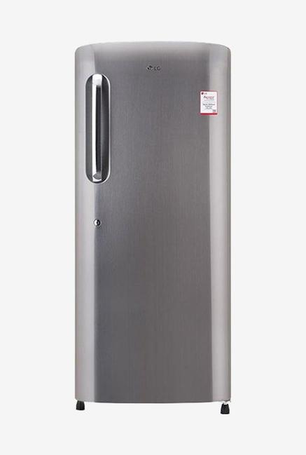 LG GL-B241APZY 235 L 5S Single Door Refrigerator (Shiny Steel)