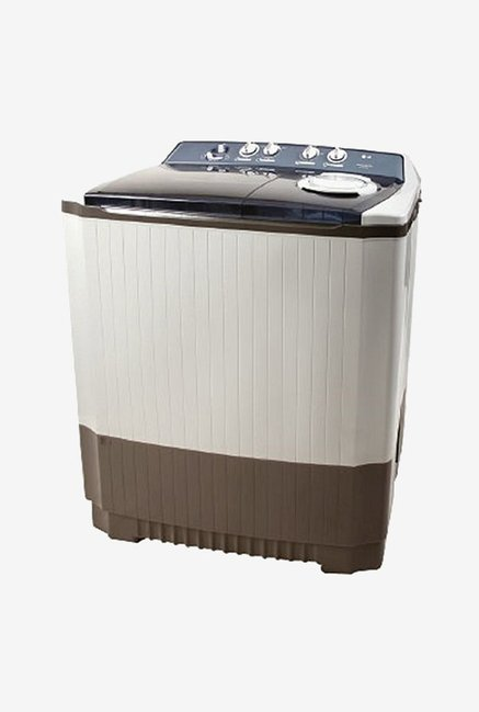 LG P1860RWN5 14kg Semi Automatic Washing Machine (White)