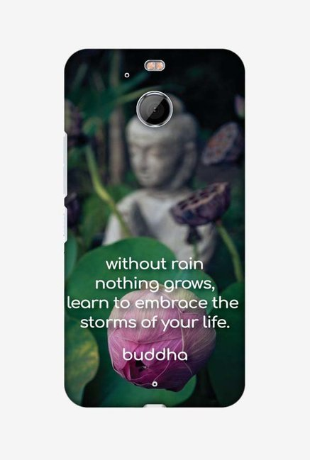 best sneakers cf49e 59c22 Buy Amzer Buddha Quotes Hard Shell Designer Case for HTC 10 Evo ...