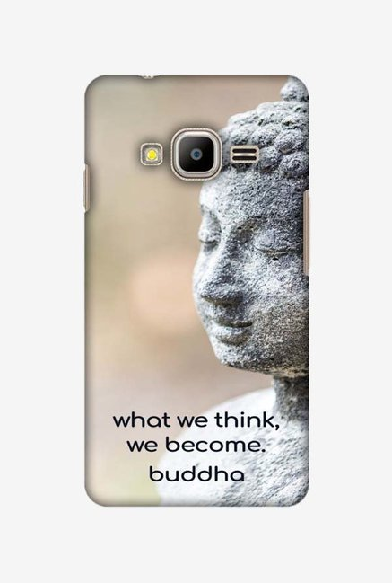Buy Amzer Buddha Quotes 7 Hard Shell Designer Case for