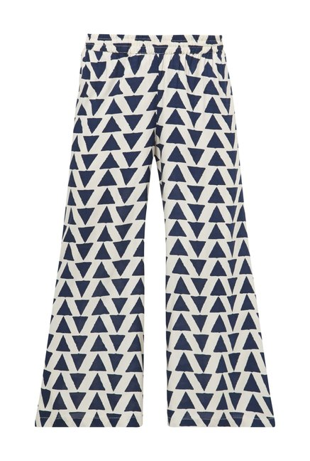 Utsa by Westside Off White Palazzos