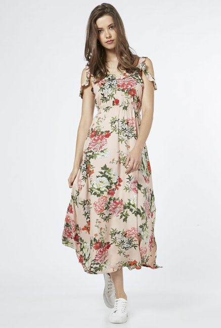 c80d087ccb57 Buy Nuon by Westside Pink Freya Dress for Women Online   Tata CLiQ