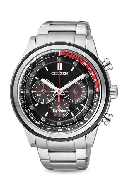 Citizen Eco-Drive CA4034-50F Analog Watch (CA4034-50F)
