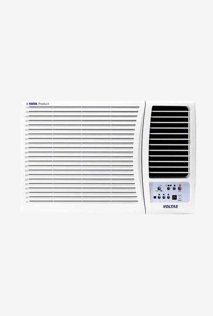 Voltas 1.5 Ton 5 Star (BEE rating 2018) 185 MZC Copper Window AC (White)