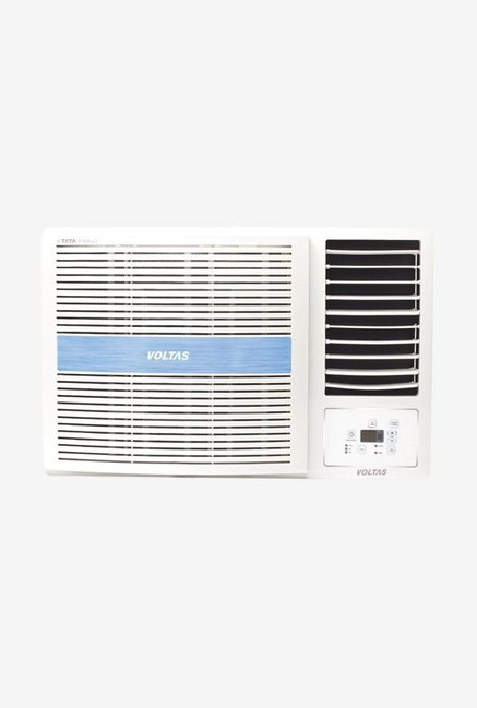 Voltas 1.5 Ton 5 Star Copper 185 MZJ R32 Window AC  White