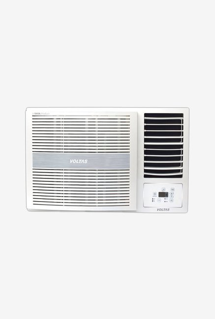 8a4393373 Buy Voltas 1.5 Ton 5 Star (2018) 185 LZH Window AC (White) Online At Best  Price   Tata CLiQ