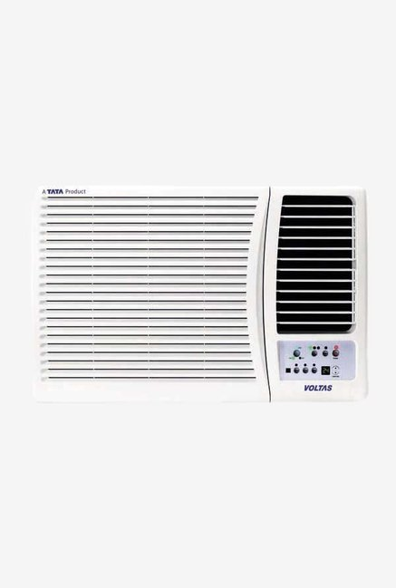 Voltas 1.5 Ton 3 Star (BEE rating 2018) 183 MZC Copper Window AC (White)