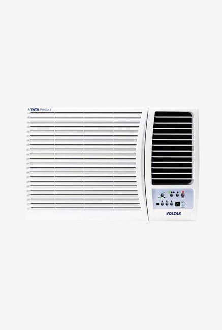 Voltas 1.5 Ton 2 Star (BEE rating 2018) 182 MZC Copper Window AC (White)