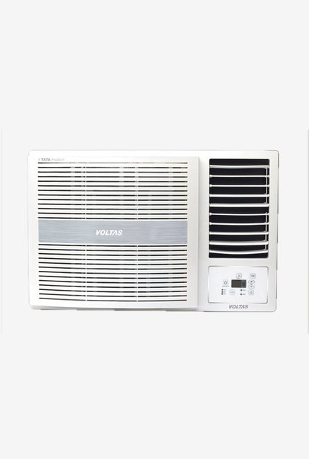 Voltas 2.0 Ton 2 Star (BEE rating 2018) 242 LZH Copper Window AC (White)