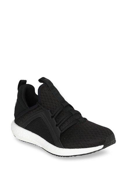 fc41d17aa68dda Buy Puma Mega NRGY Jr Black Training Shoes for Boys at Best Price   Tata  CLiQ