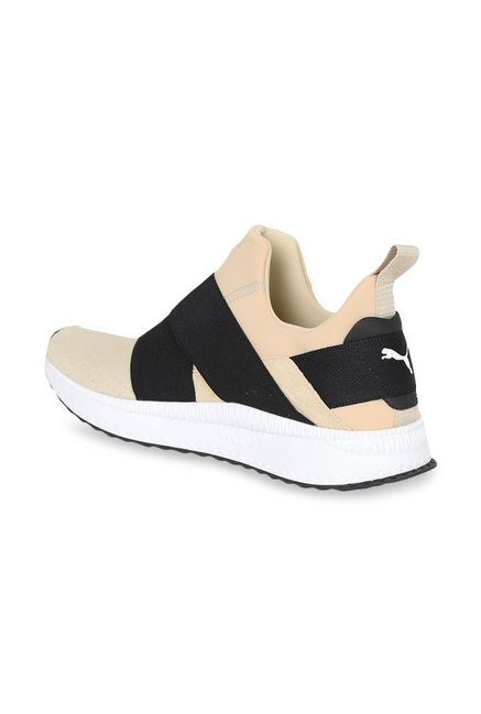 1d4501e2870c Buy Puma TSUGI Zephyr Pebble   Black Running Shoes for Men at Best ...