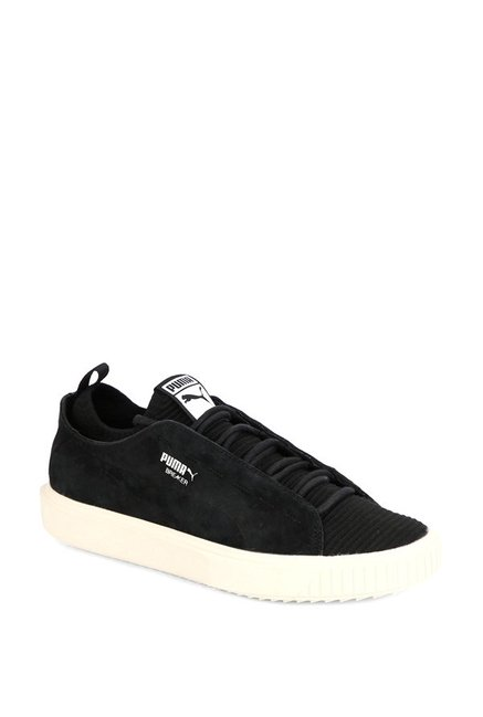 Buy Puma Breaker Knit Sunfaded Black