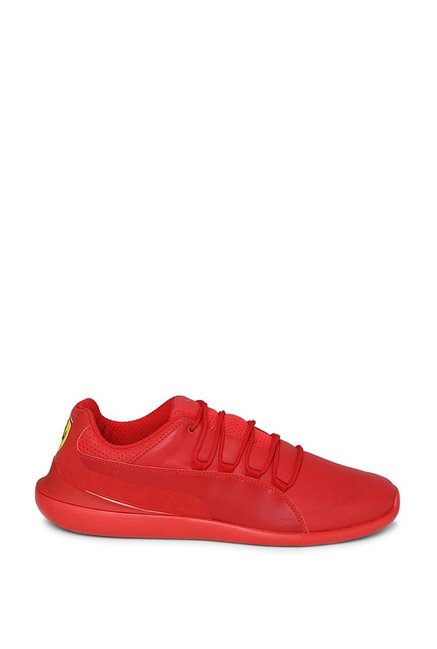 47c8d4381dec Buy Puma Ferrari SF Evo Cat Rosso Corsa Sneakers for Men at Best ...