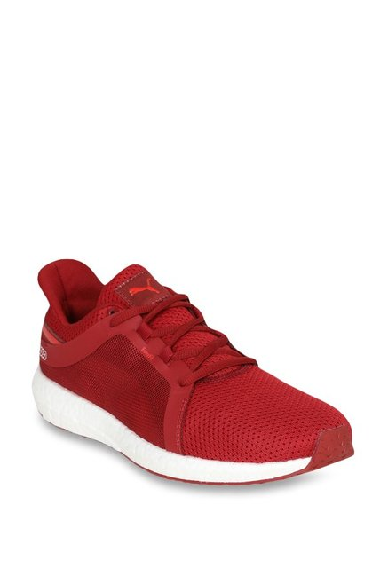 Buy Puma Mega NRGY Turbo 2 Red Dahlia Running Shoes for Men at Best Price    Tata CLiQ dc06b9acf