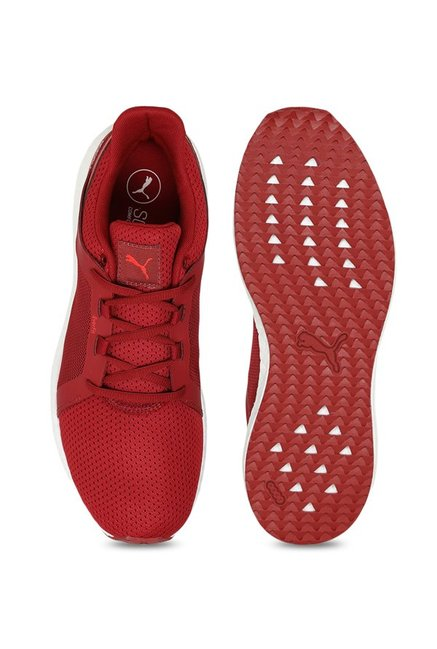 51a5dae1915cb0 Buy Puma Mega NRGY Turbo 2 Red Dahlia Running Shoes for Men at Best ...