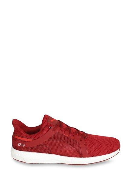 03f94d89d06 Buy Puma Mega NRGY Turbo 2 Red Dahlia Running Shoes for Men at Best ...