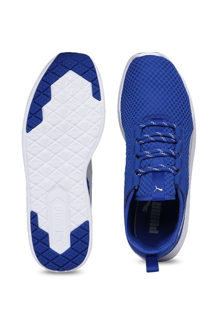 Buy Puma ST Trainer Evo V2 Jr Turkish Sea Training Shoes for Boys at ... e7063b203
