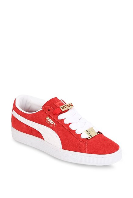 d6a282f6a5a03b Buy Puma Classic BBOY Fabulous Jr Flame Scarlet Sneakers for Boys at Best  Price   Tata CLiQ