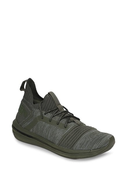 separation shoes 2c7ac bdb4a Buy Puma Ignite Limitless SR evoKNIT Forest Night Running ...