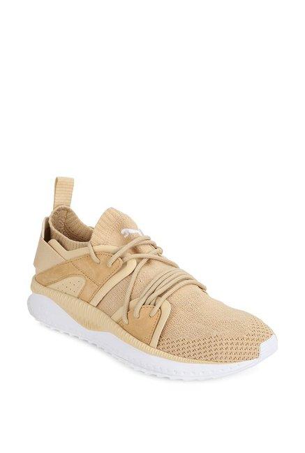 7a956dee6974ee Buy Puma TSUGI Blaze evoKNIT Pebble Running Shoes for Men at ...