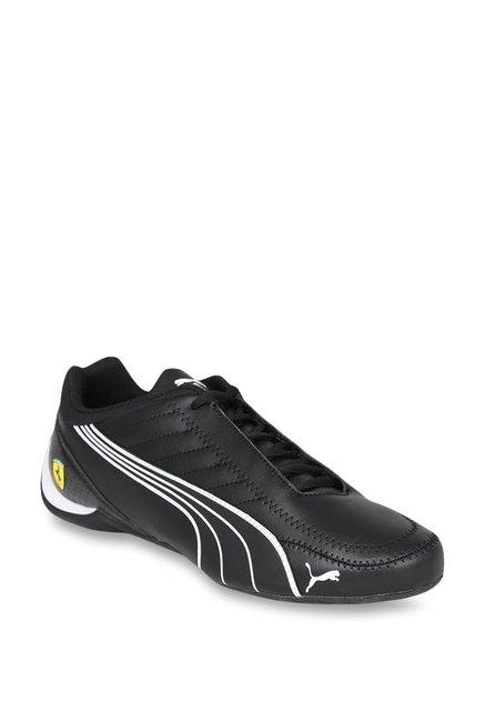 Buy Puma Ferrari SF Future Kart Cat Black Sneakers for Men at Best ... 48f0a665e