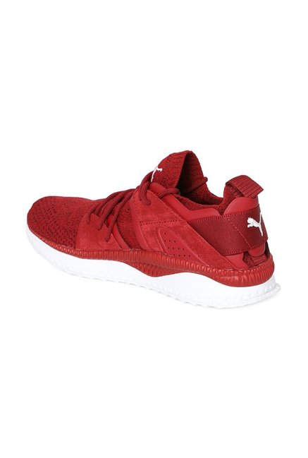 9e5f56468317 Buy Puma TSUGI Blaze evoKNIT Red Dahlia Running Shoes for Men at ...
