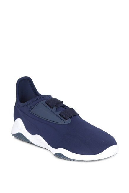 a75ea395a03bd8 Buy Puma Mostro Core Tex Peacoat Sneakers for Men at Best Price   Tata CLiQ
