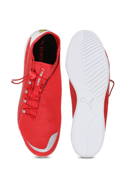 a662fe2fb94b26 Buy Puma Ferrari SF F Cat Ignite Rosso Corsa Sneakers for Men at ...