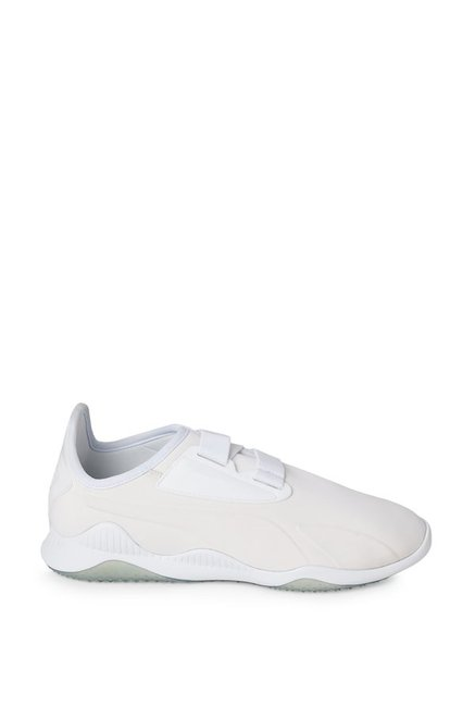 b20aa60131505c Buy Puma Mostro Core Tex White Sneakers for Men at Best Price   Tata ...