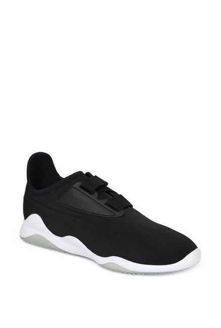 buy online 882b2 d25d5 Buy Puma Mostro Core Tex Black Sneakers for Men at Best ...