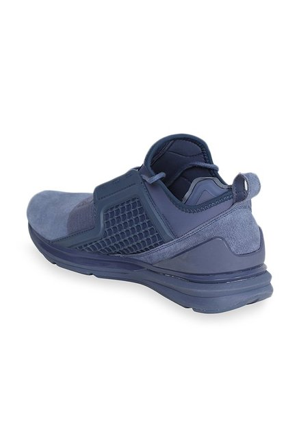 674350e4eaa Buy Puma Ignite Limitless Blue Indigo Running Shoes for Men at Best ...