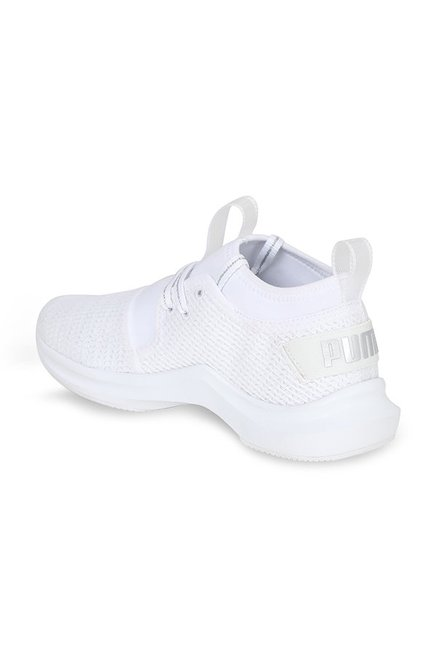 e147d986879ee8 Buy Puma Phenom Low EP White Sneakers for Women at Best Price   Tata ...